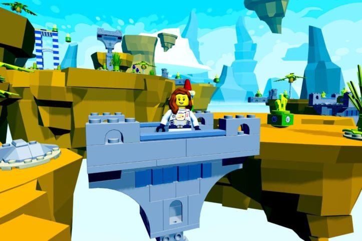 LEGO et Unity créent LEGO Microgame