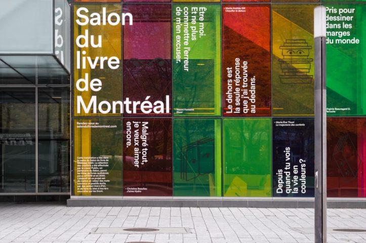 Le salon du livre de Montréal 2020 en virtuel